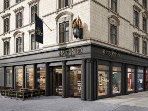 Harry potter store NY